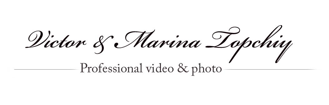 Весільне фото та відео Київ